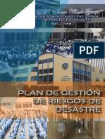 PLAN DE GESTIÓN DE RIESGO DE DESASTRES 2017