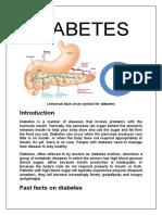Diabetes in Eng