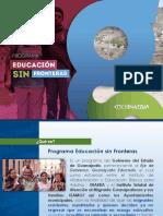 10.1Programa Educacion Sin Fronteras