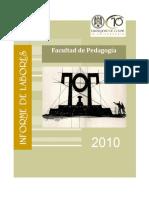 Facultad de Pedagogia