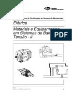 Elétrica - Materiais e Equipamentos Em Sistema de Baixa Tensão - Senai.