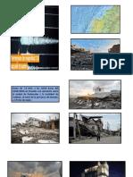 Sismos de Ecuador y Haiti