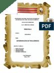 DETERMINACION DE TRIGLICERIDOS
