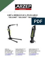 Gua Hidraulica Plegable