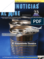 Revista Refrinoticias Al Aire Julio 2008