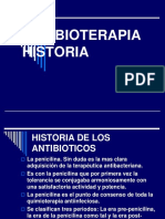 Antibioticos 1 Historia.