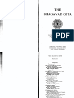 Edgerton - Bhagavad Gita