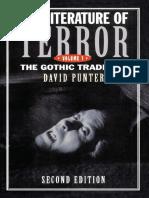 The Literature of Terror- David Punter (2)