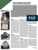 TASK #4_Kasus Khusus Pada Proyek Manajemen Konstruksi