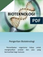 bioteknologi bagus