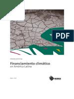 Financiamiento Climatico en America Latina