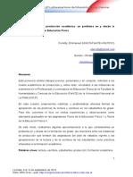 Gordon - Lectura Escritura y Producción Académica