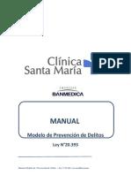 Manual Modelo Prev Delito Ley 20.393