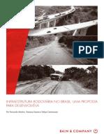 2013 Proposta para desenvolver infra rodoviaria - Bain.pdf
