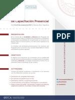 Programa Presencial 1