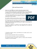Matriz DOFA Sobre Proyecto de Vida(1)