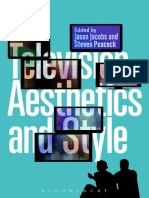 S.peacock, J.jacobs-Television Aesthetics and Style