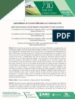 Aplicabilidade Do Carneiro Hidráulico Na Construção Civil