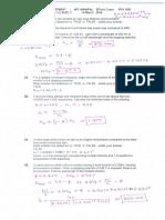 2016Mar14 PHY1001 Quiz3 Scheme