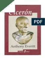 Ciceron - Anthony Everitt