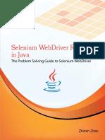 Selenium Recipes in Java Sample