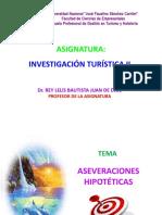 ASEVERACIONES HIPOTÉTICAS