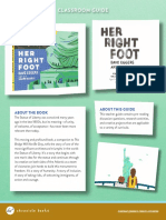 Her Right Foot Teacher Guide
