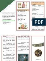 Komunitas - Leaflet Nutrisi Ibu Hamil