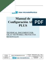 Manual de Configuración ALFO PLUS V2