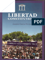 Libertad Constituyente (Spanish - Garcia-Trevijano, Antonio