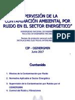 Contaminación por ruidos. CIP. 09 junio 2017.ppt