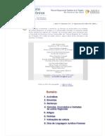 Revista Eletrônica Direito do TRT