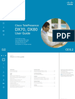 Dx70 Dx80 User Guide