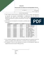 6. FORMULACION  ANEXO 03 DECLARACION JURADA DEL PROYECTISTA.doc