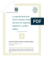 Agenda Binacional Mex EU Migracion Docto137