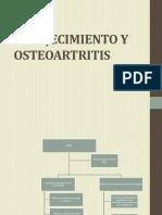 Envejecimiento y Osteoartritis