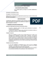Informe Actualizacion Ley de Contrato Agrario