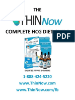Thinnow Hcg Diet Guide 1