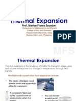Phys 16 21 Module 2 Thermal Expansion