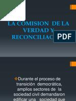 La Comision de La Verdad y Reconciliacion Forci