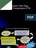 PTM Dan Kes. Olah Raga