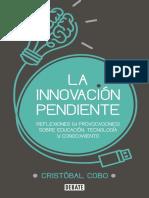 La Innovacion Pendiente en la educación