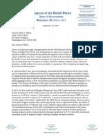 Stefanik letter to Gen. Mark Milley about wind turbine development