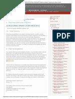 ARDUINO-ROBOTICA-SOTELO-GONZALES_ Academica-bloque 3- Razones Para Utilizar Arduino