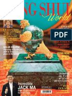 Feng Shui World September 2017