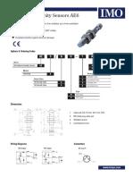 Ae6 Inductive Sensors Datasheet