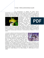 Anfíbios – Imunidade inata – Defesa antimicrobiana na pele.doc