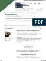 p3d Tweak Guide