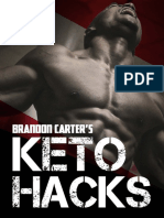 Brandon Carter - Keto Hacks