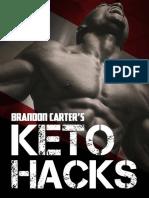 Brandon Carter - Keto Hacks